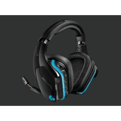 Logitech G935 7.1 Wireless Gamer Headset Black