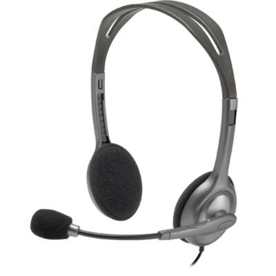 Logitech H111 Headset Grey
