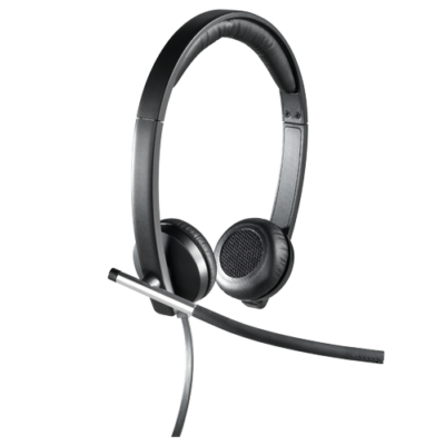 Logitech H650E USB Headset Stereo