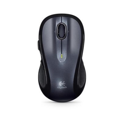 Logitech M510 Wireless Mouse Black