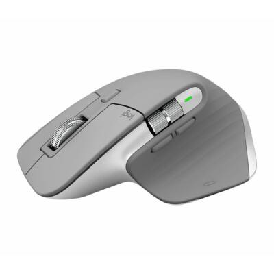 Logitech MX Master 3 Wireless mouse Grey