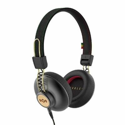 Marley Positive Vibration 2 Headset Rasta