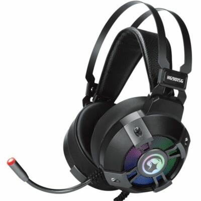 Marvo HG9015G Gaming Headset Black