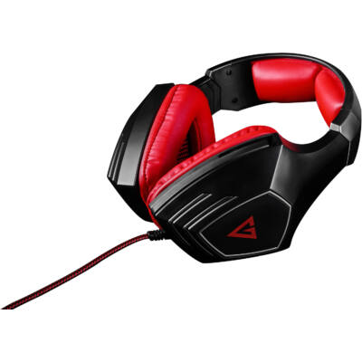 Modecom MC-831 Rage Gamer Headset Black/Red