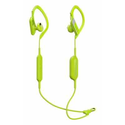 Panasonic RP-BTS10E-Y Bluetooth Sport Headset Yellow
