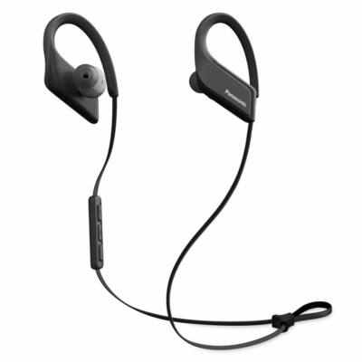 Panasonic RP-BTS35E-A Bluetooth Sport Headset Black