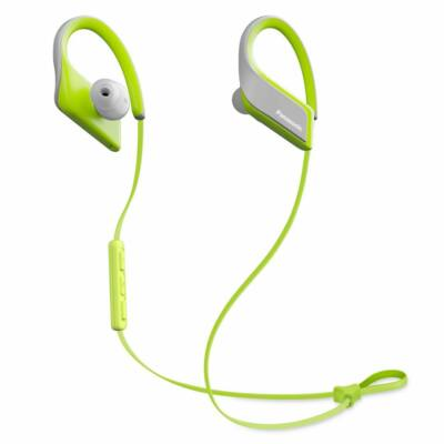 Panasonic RP-BTS35E-Y Bluetooth Sport Headset Yellow