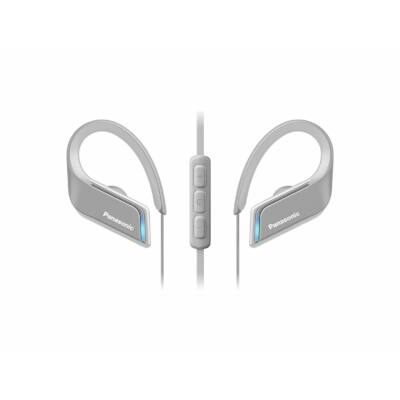 Panasonic RP-BTS55E-H Waterproof Bluetooth Sport Headset Grey