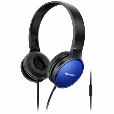 Panasonic RP-HF300ME-A Headset Black/Blue