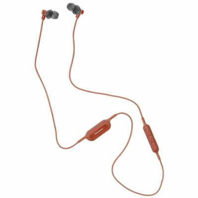 Panasonic RP-NJ310BE Bluetooth XBS Headset Red