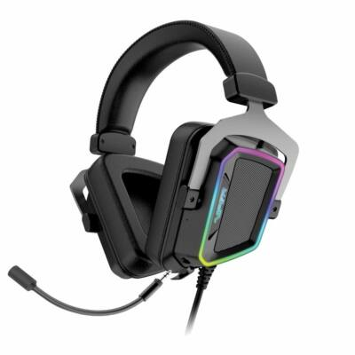 Patriot Viper V380 Virtual 7.1 Gaming Headset Black