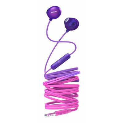 Philips SHE2305PP Upbeat Earbud Headset Pink/Purple