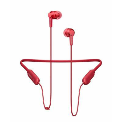 Pioneer SE-C7BT-R Bluetooth Headset Red