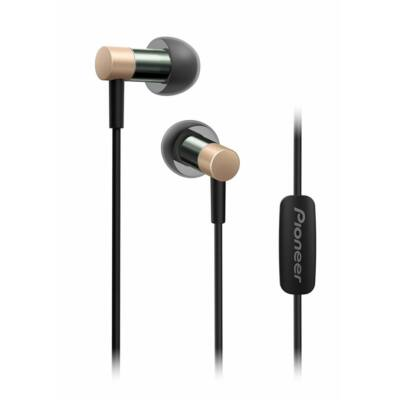 Pioneer SE-CH3T-G Hi-Res Headset Gold