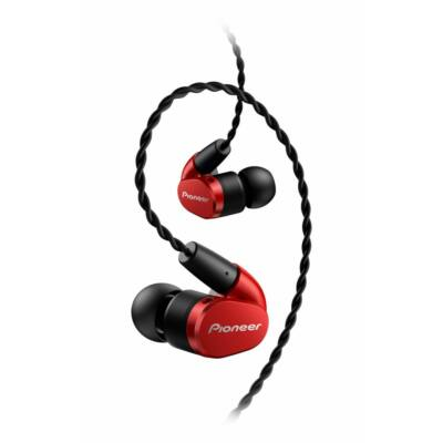 Pioneer SE-CH5T-R Hi-Res Headset Red
