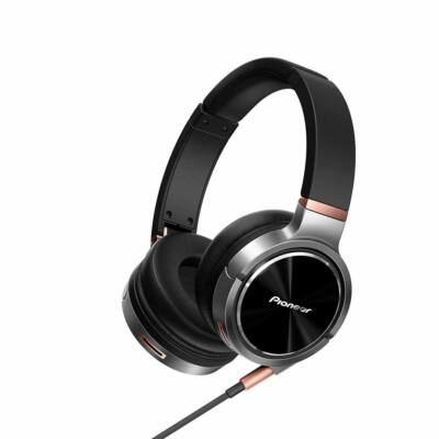 Pioneer SE-MHR5 Hi-Res Headphones Black