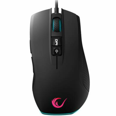 Rampage SMX-R51 Flare Gaming mouse Black