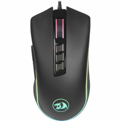 Redragon Cobra Wired gaming mouse Black