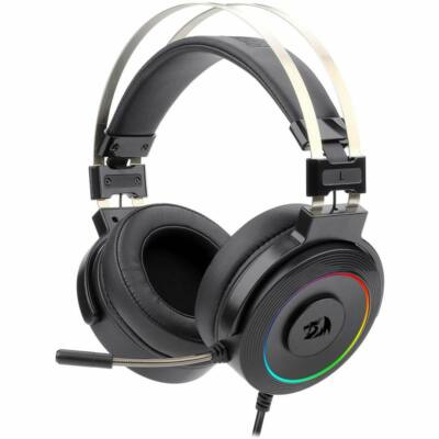 Redragon Lamia2 7.1 Gaming Headset  Black