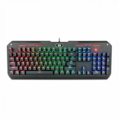 Redragon Varuna RGB Blue Mechanical Gaming Keyboard Black HU