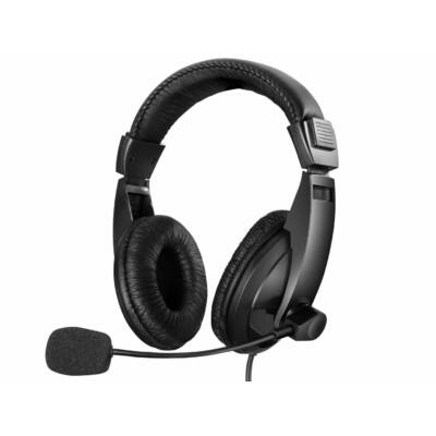 Sandberg Saver USB Headset Large Black