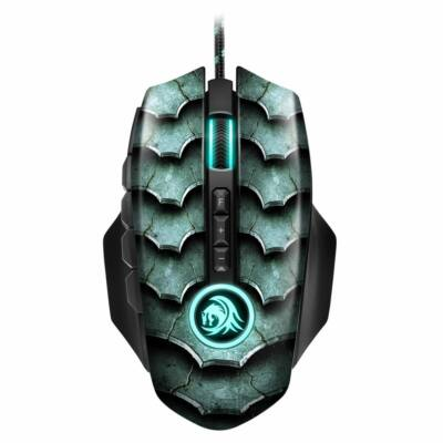 Sharkoon Drakonia II Black/Green