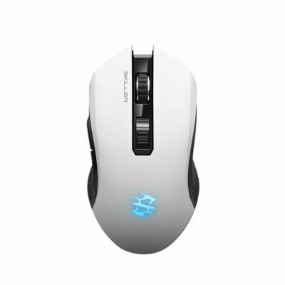Sharkoon Skiller SGM3 Wireless mouse White