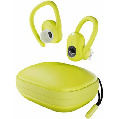 Skullcandy Push Ultra True Wireless Bluetooth Headset Energized Yellow