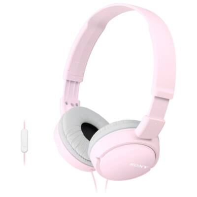Sony MDR-ZX110APP Headset Pink