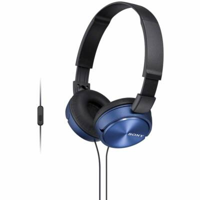 Sony MDR-ZX310APL Headset Blue