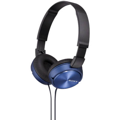 Sony MDR-ZX310L Headphones Blue