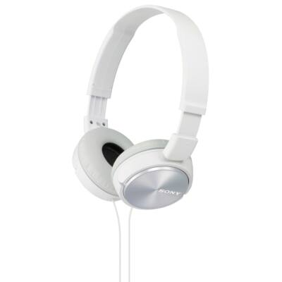 Sony MDR-ZX310W Headphones White