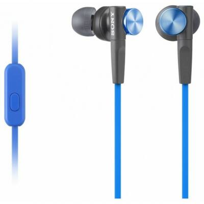 Sony MDRXB50APL Extra Bass Headset Blue