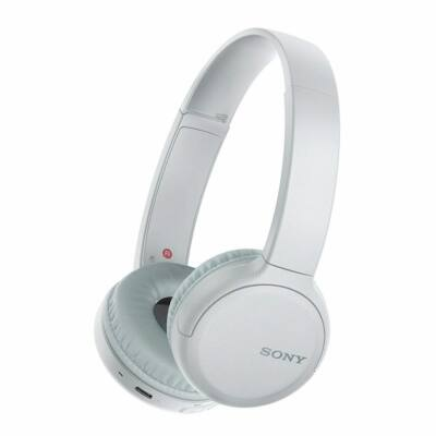 Sony WHCH510W Bluetooth Headset White
