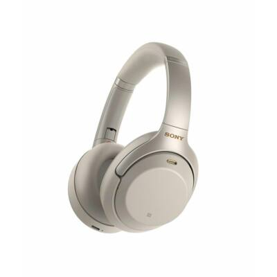 Sony WH1000XM3 Bluetooth Headset Silver