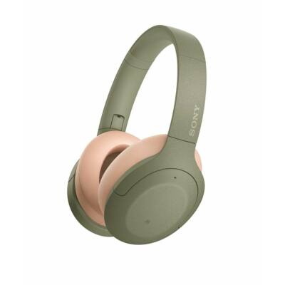 Sony WHH910NG Hear On 3 Wireless Noise Cancelling Headset Green