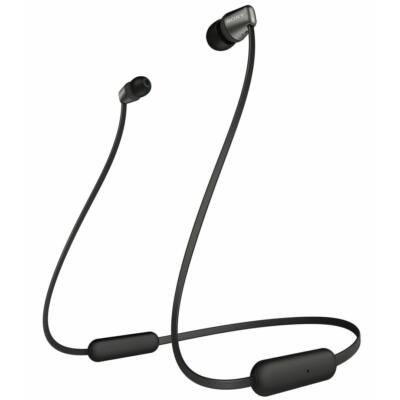 Sony WIC310B Bluetooth Headset Black