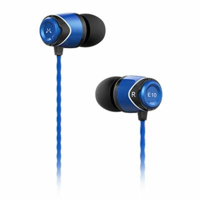 SoundMAGIC E10 In-Ear Black/Blue