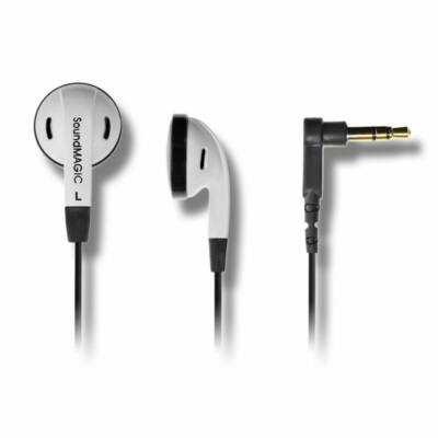 SoundMAGIC EP20 Earphones Black/White