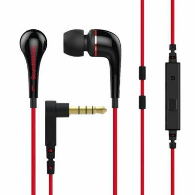 SoundMAGIC ES11S Headset Red