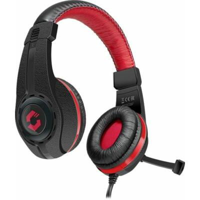 Speedlink Legatos Stereo gaming headset Black