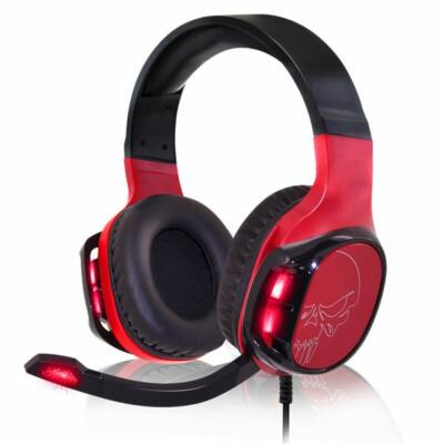 Spirit Of Gamer Elite H60 Headset Black/Red