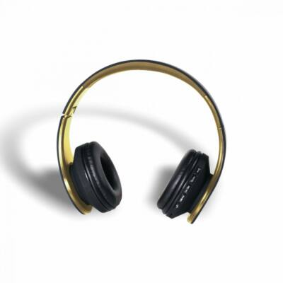 Stansson  BHC203GB Bluetooth Headset Gold/Black