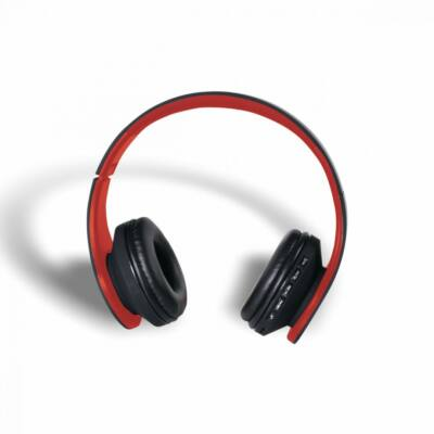 Stansson  BHC203BR Bluetooth Headset Black/Red