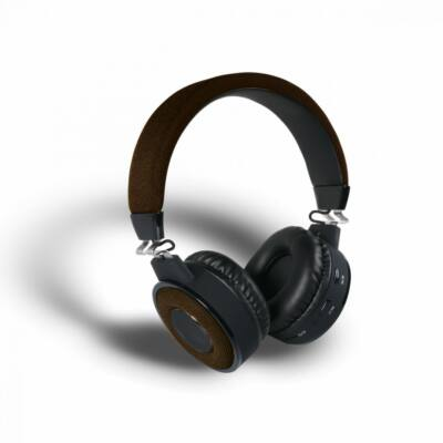 Stansson  BHP201NB Bluetooth Headset Black/Brown