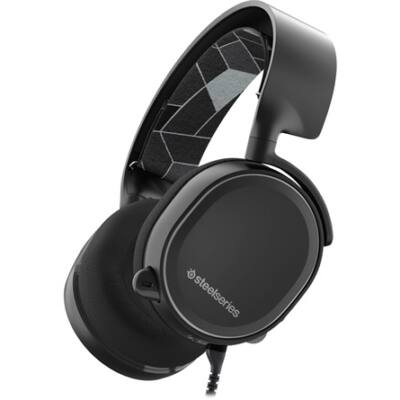 Steelseries Arctis 3 Gaming Headset (2019 Edition) Black