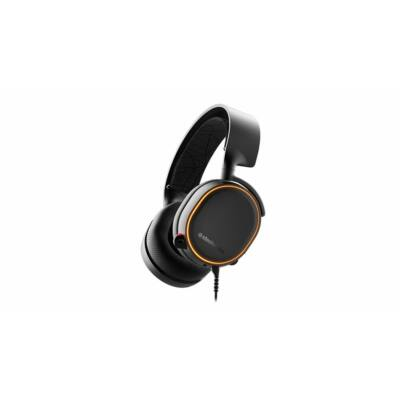 Steelseries Arctis 5 7.1 Gaming Headset (2019 Edition) Black