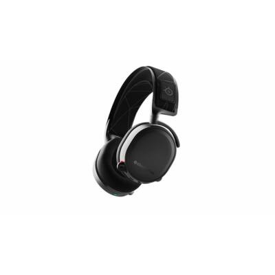 Steelseries Arctis 7 7.1 Wireless Gaming Headset (2019 Edition) Black