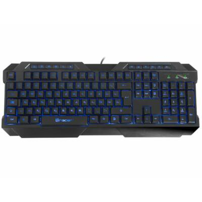 Tracer Battle Heroes Squadron Gaming keyboard Black HU
