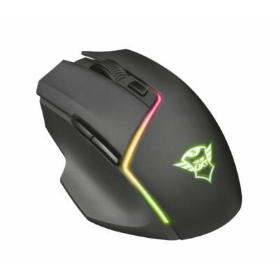 Trust GXT 161 Disan Wireless gaming mouse Black